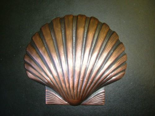 Traveling Templar The Escallope Shell