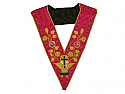 R.C. 18* Collar - Best Quality  - Hand Embroidered
