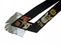 R.C. 30* Sash - Best Quality - Hand Embroidered