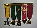 A.M.D. Jewels - 5 Miniature on Bar